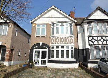 Thumbnail 3 bed end terrace house for sale in Northwood Gardens, Clayhall, Ilford