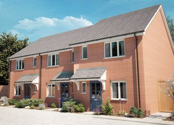 Thumbnail 3 bed end terrace house for sale in Thornhill Park Road, Southampton