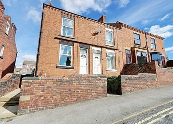 Thumbnail 2 bed end terrace house for sale in Station Road, Brimington, Chesterfield, Derbyshire