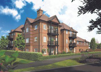Thumbnail 2 bedroom flat for sale in Foundry Court, Eldridge Park, Bell Foundry Lane, Wokingham Berkshire