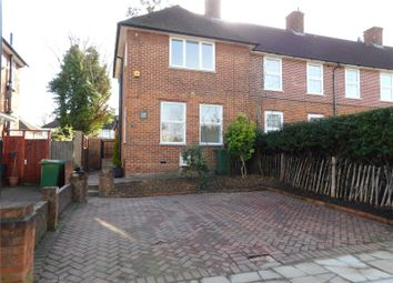 Thumbnail 3 bed end terrace house for sale in Waters Road, London