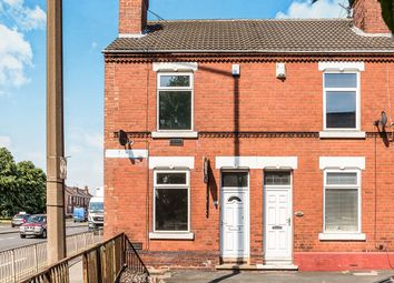 Thumbnail 2 bedroom terraced house for sale in Stanhope Road, Wheatley, Doncaster