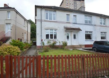 Thumbnail 2 bedroom end terrace house for sale in Watson Street, Motherwell
