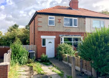 Thumbnail 3 bedroom semi-detached house to rent in Lancaster Avenue, Thornton Cleveleys