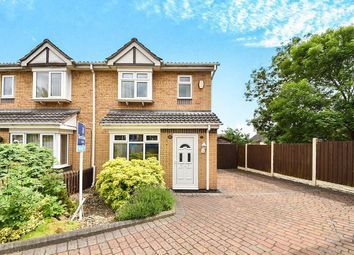 Thumbnail 3 bedroom semi-detached house to rent in Shelburne Street, Stoke-On-Trent