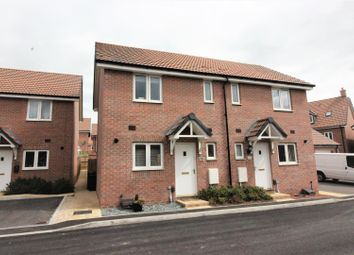 Thumbnail 2 bedroom semi-detached house for sale in Shuter Grove, St Andrews Ridge, Swindon