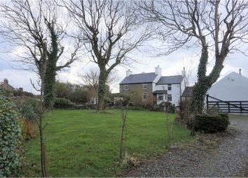 Thumbnail 5 bed detached house for sale in Carmel, Llannerchymedd
