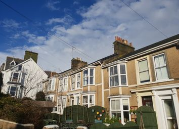 Thumbnail 2 bed terraced house to rent in Norton Terrace, Penzance