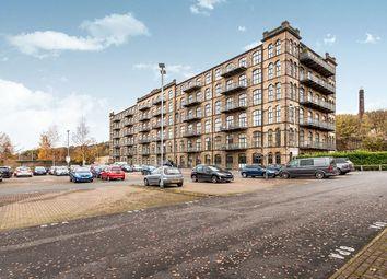 Thumbnail 1 bedroom flat to rent in Titanic Mills Low Westwood Lane, Linthwaite, Huddersfield