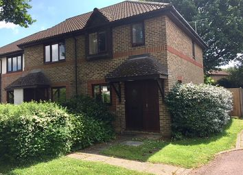 Thumbnail 2 bed end terrace house to rent in Capenors, Burgess Hill