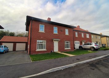 Thumbnail 4 bed detached house for sale in Strelley Close, Linby, Nottingham