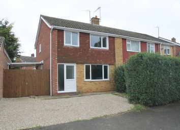 Thumbnail 3 bed semi-detached house for sale in Carrant Road, Mitton, Tewkesbury