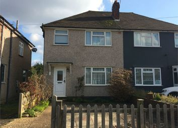 3 bed semi-detached house for sale in Danetree Road, West Ewell, Epsom KT19
