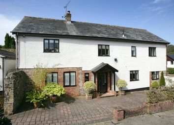 Thumbnail 4 bedroom detached house for sale in Bowd, Sidmouth, Devon