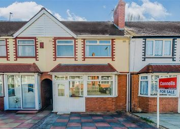 Thumbnail 3 bed terraced house for sale in Laburnum Road, Wednesbury