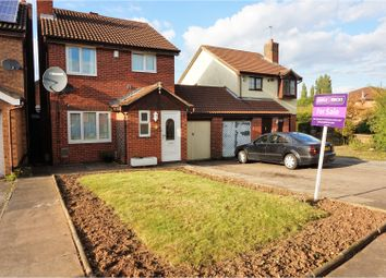 Thumbnail 3 bedroom link-detached house for sale in Greetville Close, Birmingham