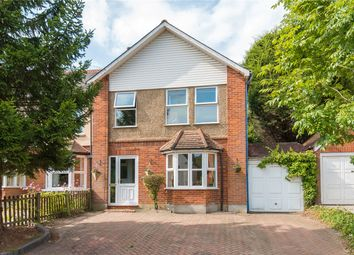 Thumbnail 4 bed semi-detached house for sale in Lower Road, Chalfont St. Peter, Gerrards Cross, Buckinghamshire