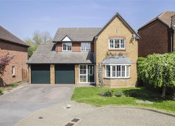 Thumbnail 4 bed detached house for sale in Cleopatra Place, Warfield, Bracknell, Berkshire
