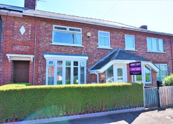 Thumbnail 3 bedroom terraced house for sale in Greenland Avenue, Middlesbrough