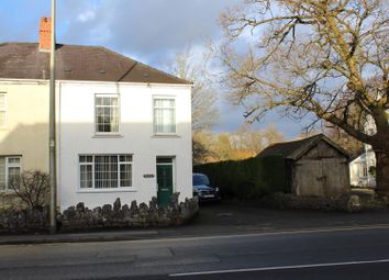 Thumbnail Semi-detached house for sale in Ammanford Road, Llandybie, Ammanford