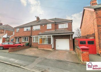 Thumbnail 5 bed semi-detached house for sale in Rooth Street, Wednesbury