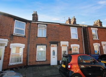 Thumbnail 2 bedroom terraced house for sale in Cowell Street, Ipswich