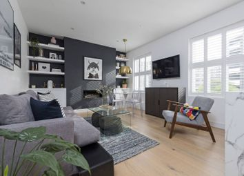 Thumbnail 2 bed flat to rent in Brockley Road, Brockley