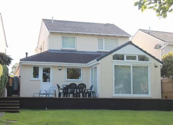 Thumbnail 3 bed detached house to rent in Church Way, Falmouth, Cornwall