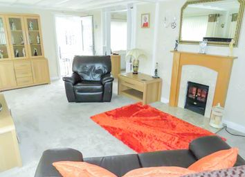 Thumbnail 2 bedroom mobile/park home for sale in Fengate Mobile Home Park, Fengate, Peterborough
