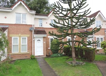 Thumbnail 2 bed terraced house for sale in Brightwater Close, Whitefield, Manchester, Lancashire