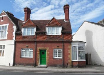 Thumbnail 3 bed end terrace house to rent in Fawcett Road, Southsea