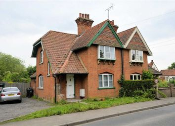 Thumbnail 3 bed semi-detached house to rent in Fiddlers Hamlet, Epping