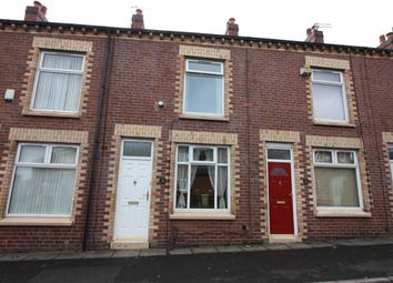 Thumbnail 2 bedroom terraced house to rent in Bashall Street, Heaton, Bolton