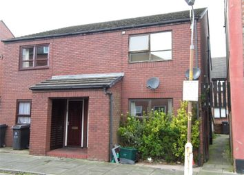 Thumbnail 1 bed flat for sale in 123A Rydal Street, Carlisle, Cumbria