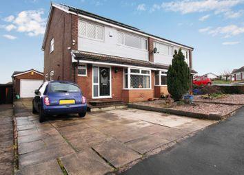 Thumbnail 5 bed semi-detached house for sale in Fernlea Drive, Clayton-Le-Moors, Lancashire