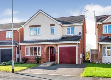 Thumbnail 4 bed detached house for sale in Sycamore Drive, Hixon, Stafford, Staffordshire