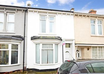Thumbnail 3 bed terraced house for sale in Reginald Road, Southsea, Hampshire