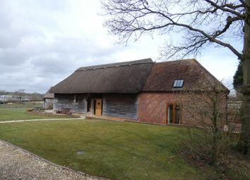 Thumbnail 4 bed property to rent in Lukes Barn, Maurys Lane, West Wellow, Hampshire
