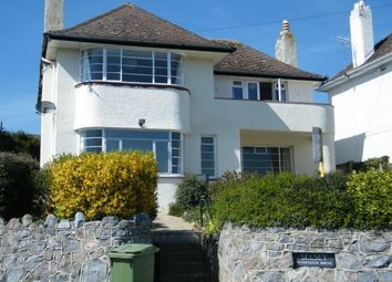 Thumbnail 4 bedroom detached house to rent in The Drive, Newton Road, Bishopsteignton, Teignmouth