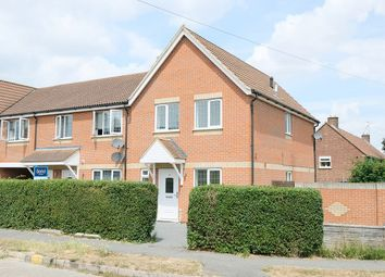 Thumbnail 3 bed end terrace house for sale in Park View Crescent, Great Baddow, Chelmsford
