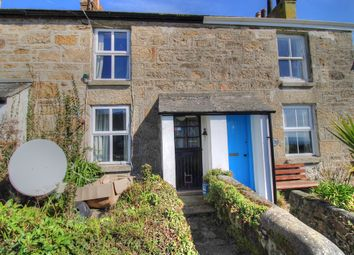 Carn Todden, Mousehole, Penzance TR19. 1 bed terraced house for sale