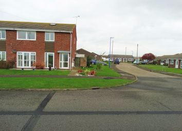 Thumbnail 2 bed maisonette to rent in Kingsway, Selsey, Chichester