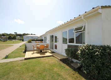 Thumbnail 2 bed terraced bungalow for sale in West Bay Club, Norton, Yarmouth