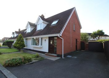 Thumbnail 3 bed semi-detached house for sale in Brookvale Avenue, Bangor
