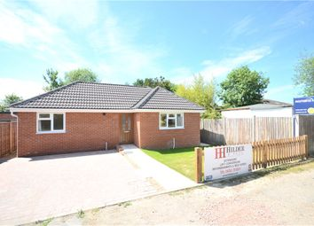 Thumbnail 2 bed detached bungalow for sale in Florence Road, College Town, Sandhurst