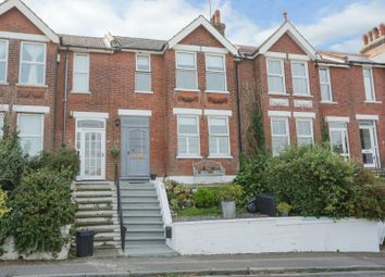 Thumbnail 4 bed terraced house for sale in Approach Road, Broadstairs