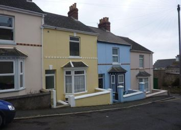 Thumbnail 3 bedroom terraced house to rent in Belle Vue Terrace, Portland
