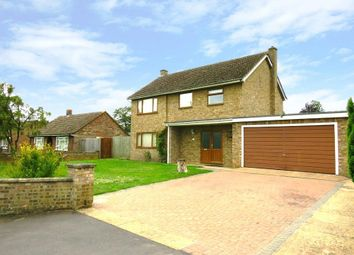 Thumbnail 3 bed detached house to rent in Rectory Lane, Weeting, Brandon