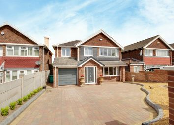 Thumbnail 4 bed detached house for sale in Rise Park Road, Rise Park, Nottingham