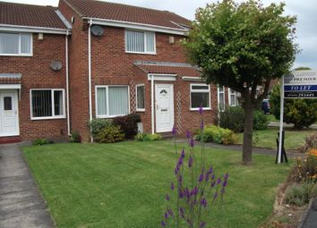 Thumbnail 2 bed terraced house to rent in Fox Howe, Coulby Newham